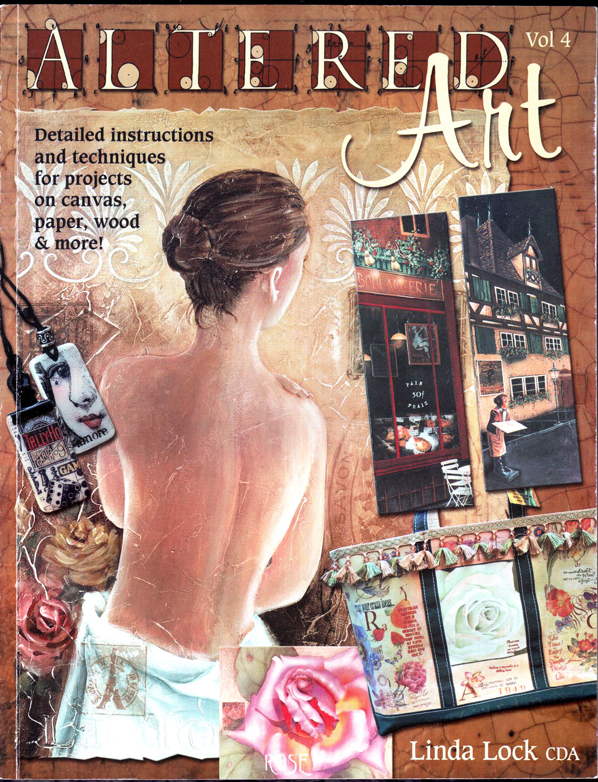 Altered Art Vol 4 - Linda Lock