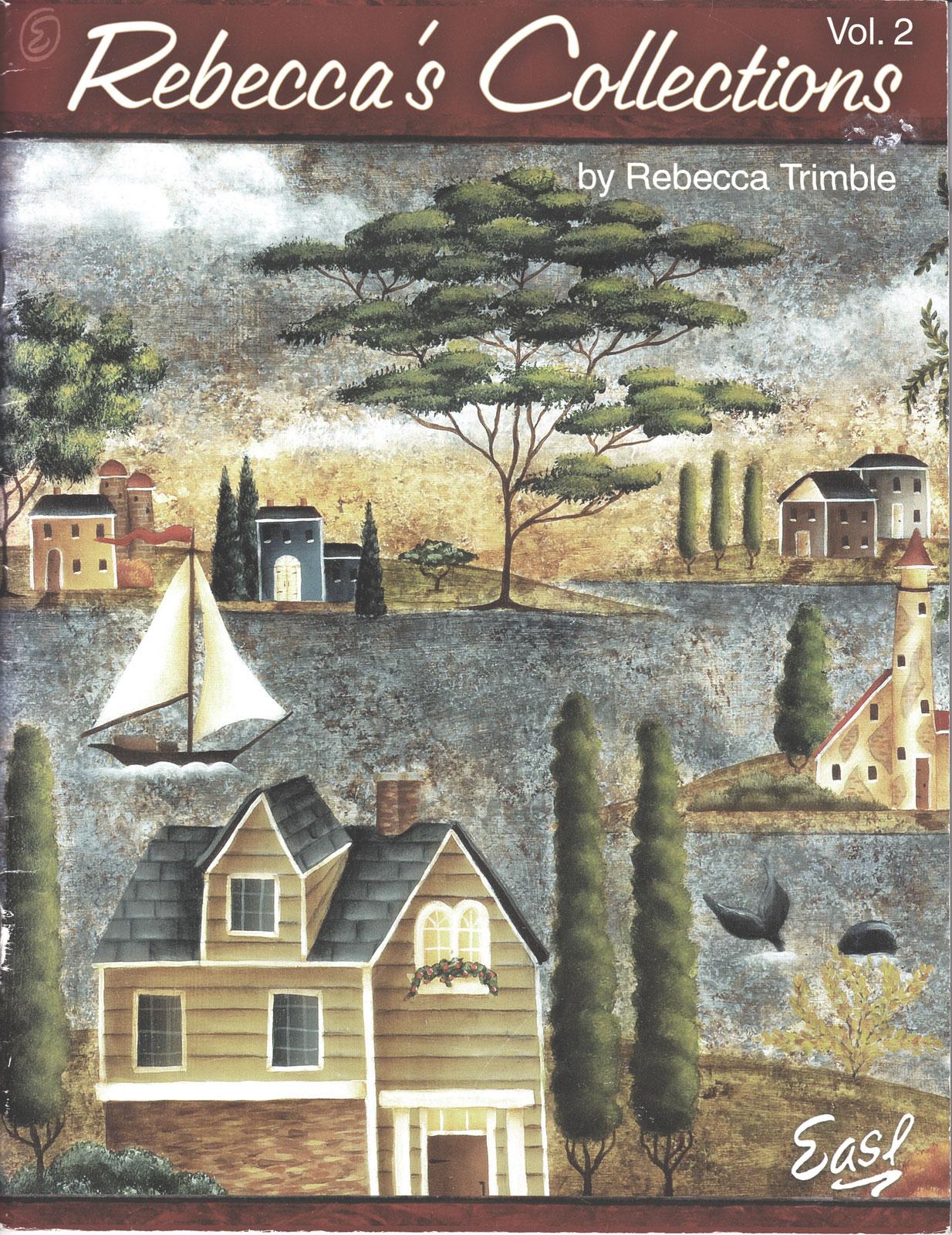 Rebecca\'s Collections Vol 2 - Rebecca Trimble