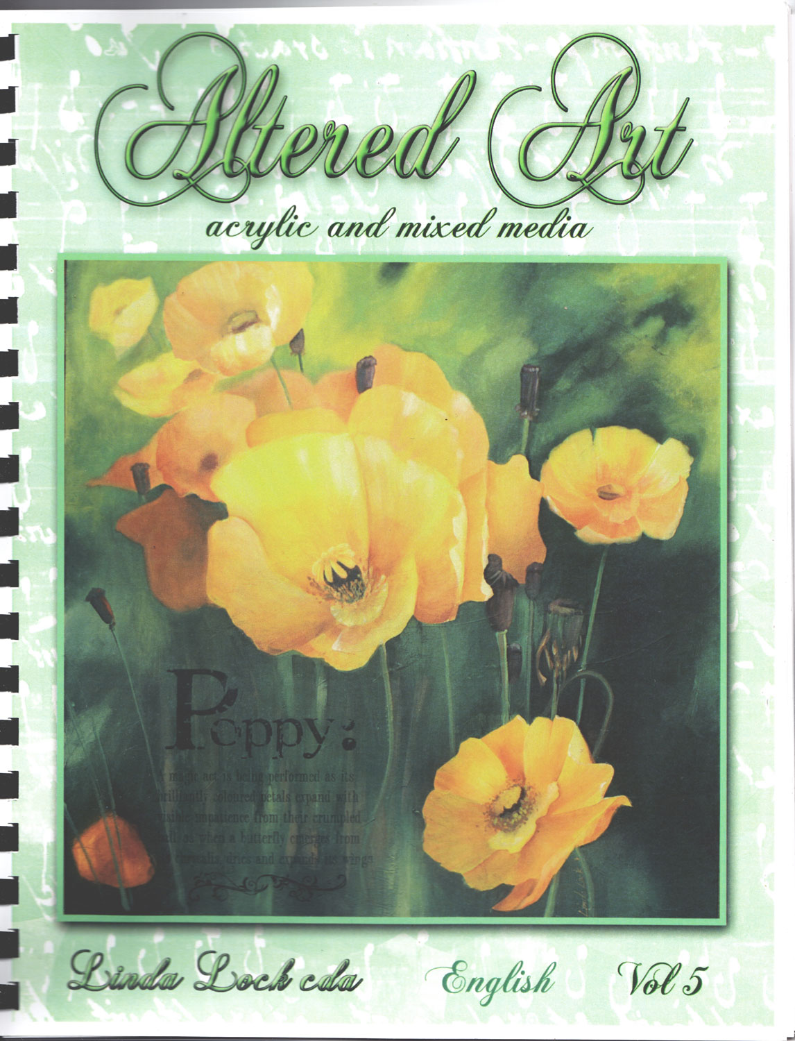 Altered Art - Vol 5 - Linda Lock