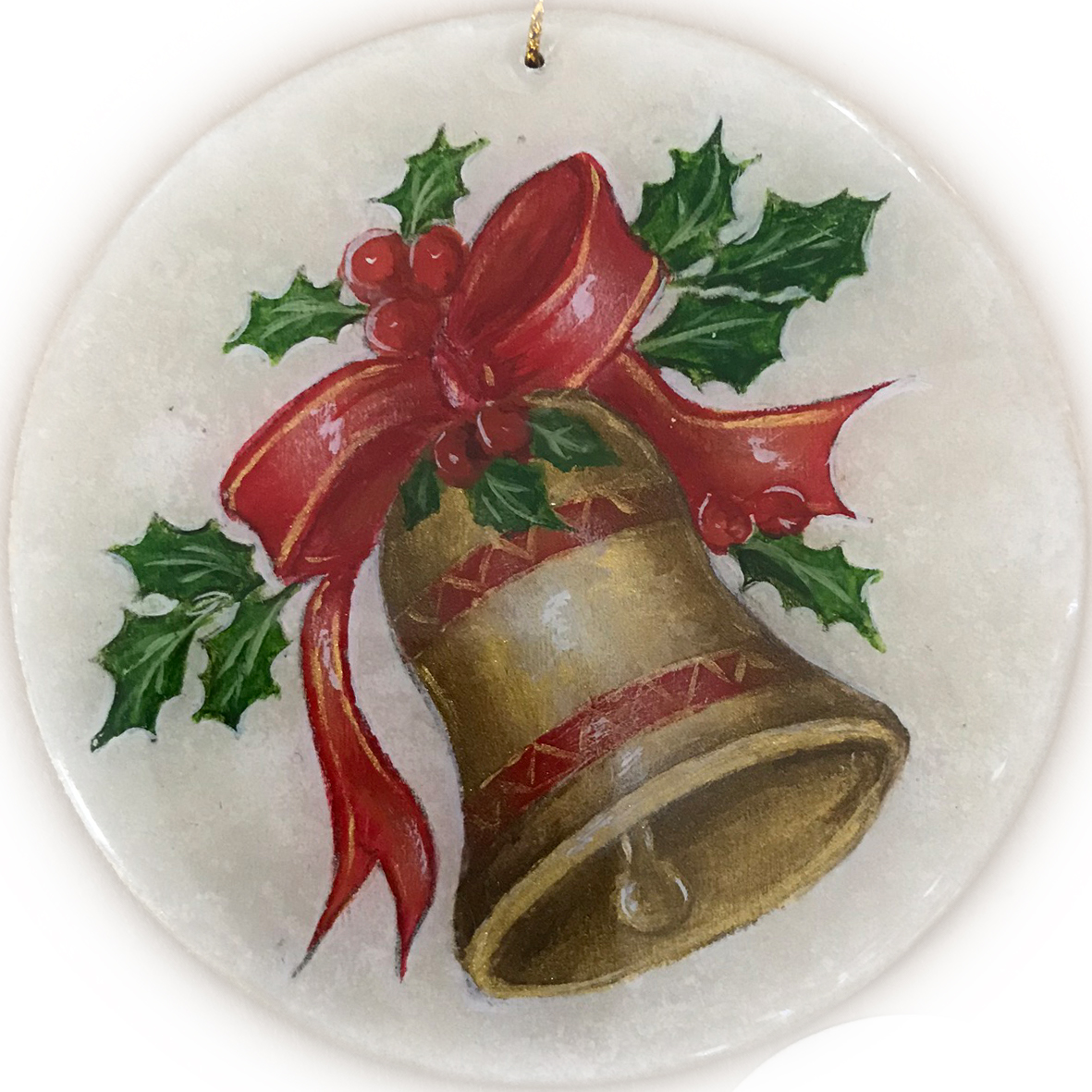 ornement cloches de Noël CMM011