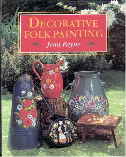 decorative folk painting - jean Payne