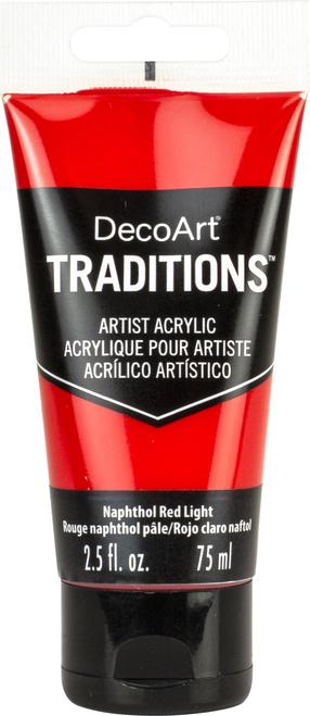 DecoArt Traditions - Acrylique pour artistes - 75ml