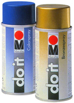 Do it Marabu, Peinture décorative - aérosol 150ml - brillant