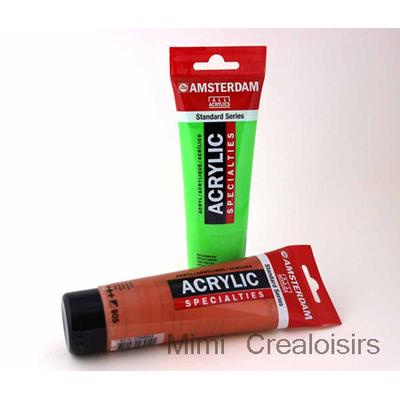 Acrylique fine Amsterdam standard series - specialties - Talens