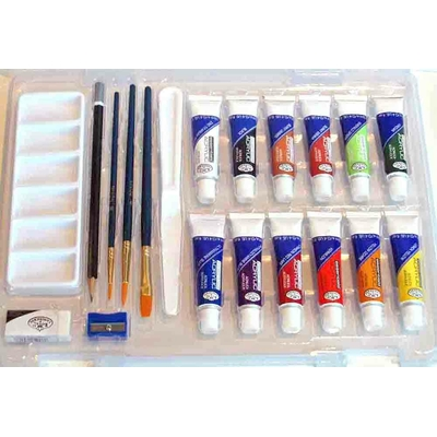"Set Acrylique ""essentiels"" - Royal & Langnickel"
