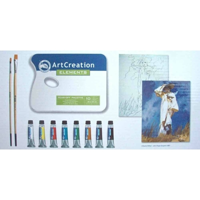 Set Acrylique ArtCreation Expression - Masterpiece Set Intro