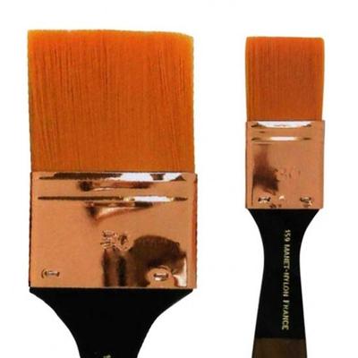 Pinceau Spalter nylon doré effilé - Manet série 159