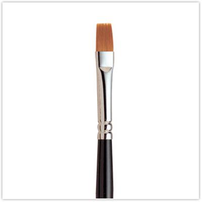 Pinceau plat - La Corneille (Loew Cornell) - série 7300 N°6