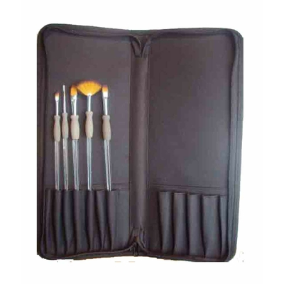 Trousse garnie de 5 brosses Galaxy - Manet