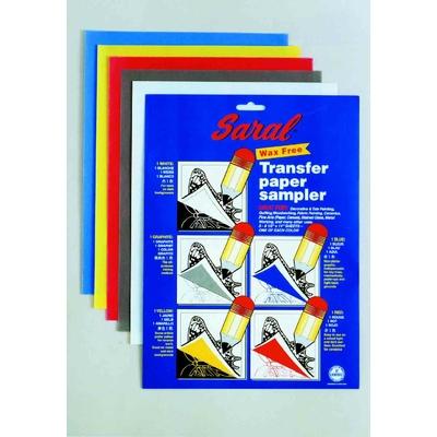 Papier Transfert Saral - 5 feuilles A4