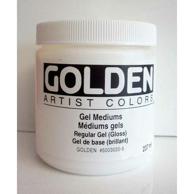 Gel de base brillant - Golden - 237ml