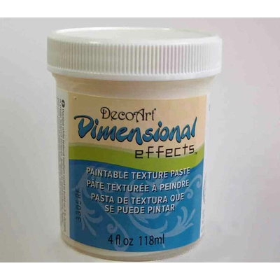 Pâte de texture - DecoArt - 118ml