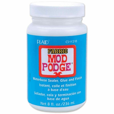 Vernis colle Mod Podge - pour tissu