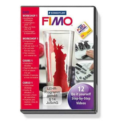 DVD Fimo Cours N° 1