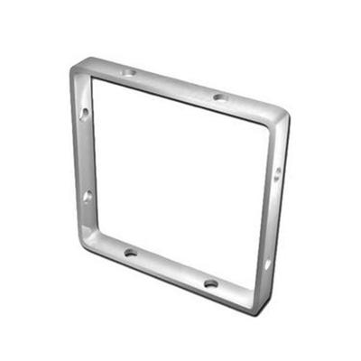 Fimo accessoires: Supports carrés pour bijoux