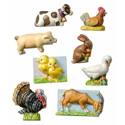 "Moule motifs ""animaux de la ferme"" - Knorr Prandell"