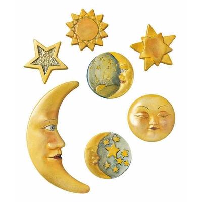 """Moule motifs """"Lune et étoiles"""" - Knorr Prandell"""