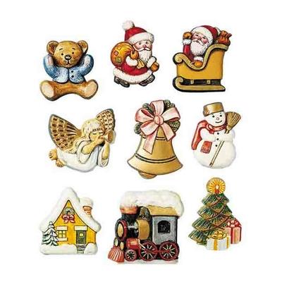 Moule sujets de Noël - Knorr Prandell
