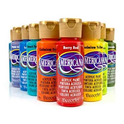 Peinture acrylique Americana - DecoArt - 59ml