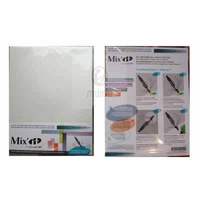 MIX'IT- Pack de 3 palettes de mélange pour marqueurs à alcool