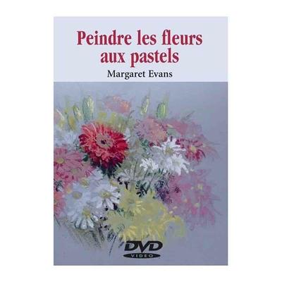 DVD - Peindre les fleurs aux pastels