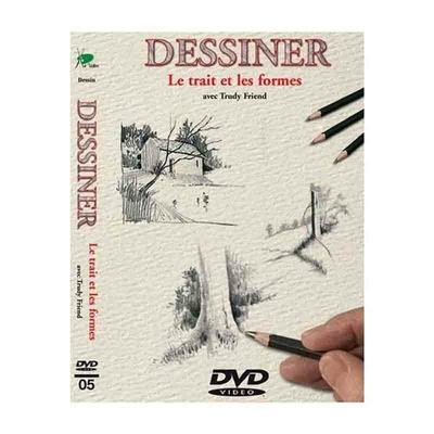 DVD - Dessiner - Le trait et les formes