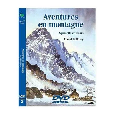 DVD -  Aventures en montagne