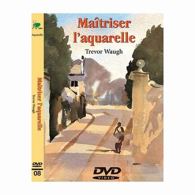 DVD - Maîtriser l'aquarelle