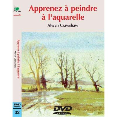 DVD - Apprenez à peindre à l'aquarelle