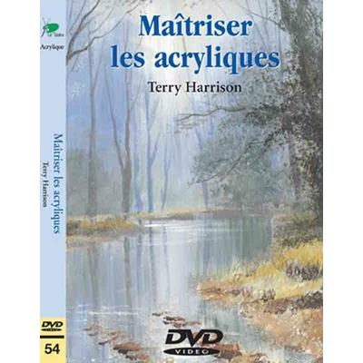 DVD - Maîtriser les acryliques