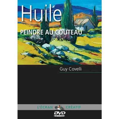 DVD L'écran Créatif - Peindre au couteau -  Vol 1