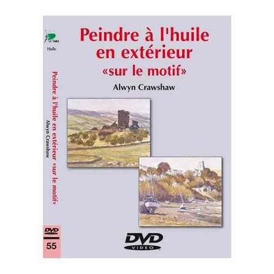 """DVD - Peindre à l'huile en extérieur """"sur le motif"""""""