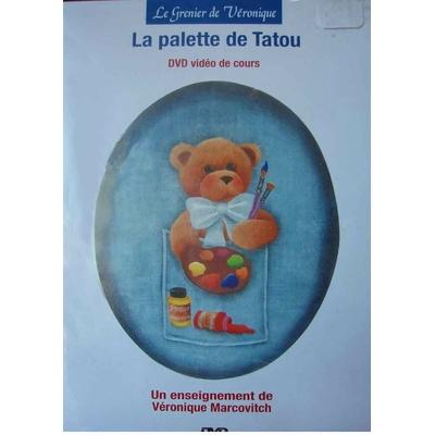 DVD - La palette de Tatou