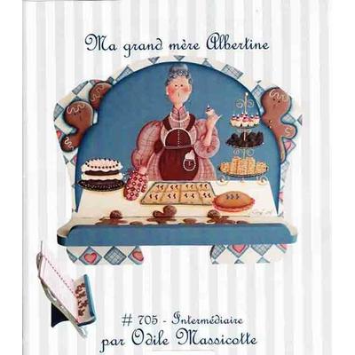 Ma grand mère Albertine - O. Massicotte