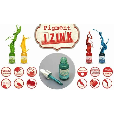 Encres brillantes Izink - 15ml