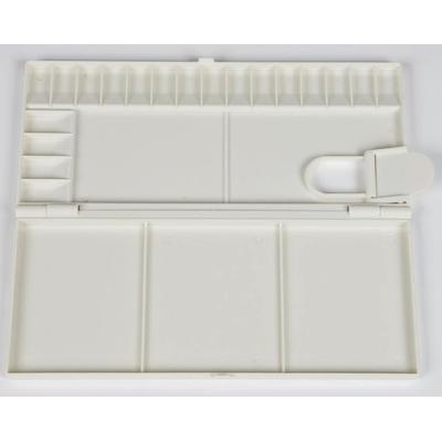 Boîte plastique pour aquarelle