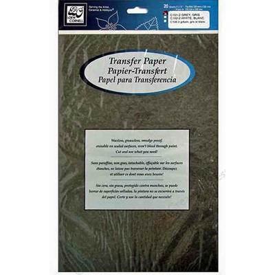 Papier Transfert -  20 feuilles