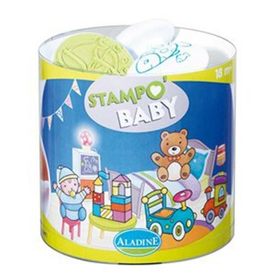 Stampo Baby - Kit tampons et encreur pour enfants - Jouets