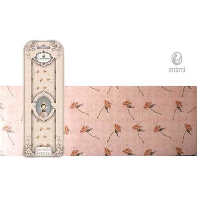 Papier découpage - Déco Maché - Santoro - Roses