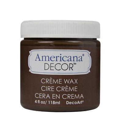 Americana Decor - Cire en crème - Pot 118 ml