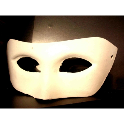 Masque de Venise à décorer: Colombina