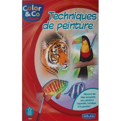 Techniques de peinture et de dessin - 2 livres