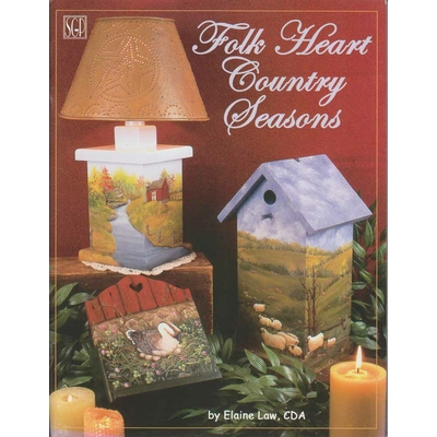 Folk Heart Country Seasons - Elaine Law