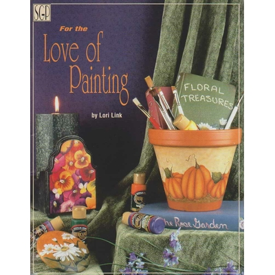 For the love of painting - Lori Link