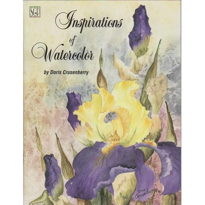 Inspirations of watercolor - Doris Crusenberry