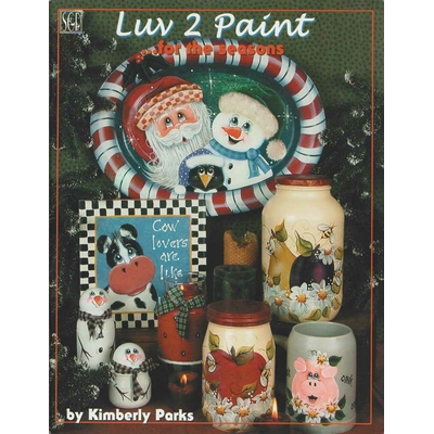 Luv 2 paint?for the seasons - Kimberly Parks
