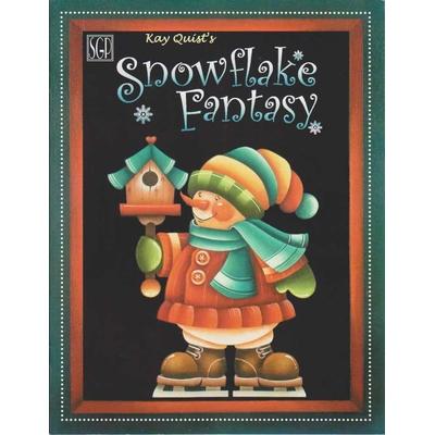 Snowflake Fantasy - Kay Quist's