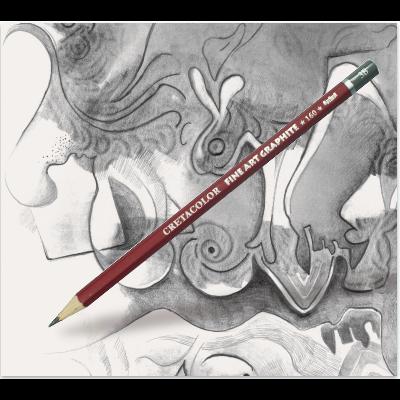 Crayon graphite - Fine Art - Cretacolor