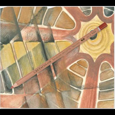 Crayon sanguine sèche - Cretacolor