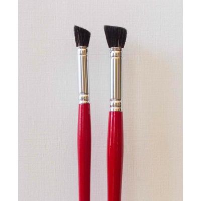 Pinceau pied de biche - poils naturels - Loew Cornell 410